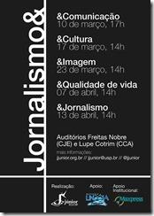 E-flyer Jornalismo &