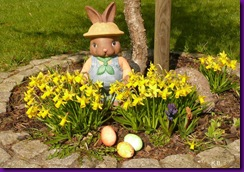 Frohe Ostern -