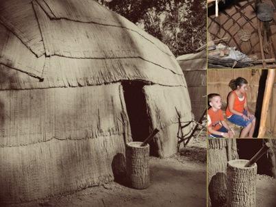 View Powhatan dwelling