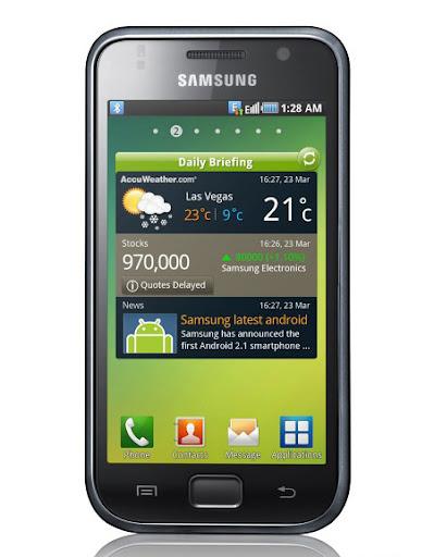 Samsung i9000 Galaxy X_b