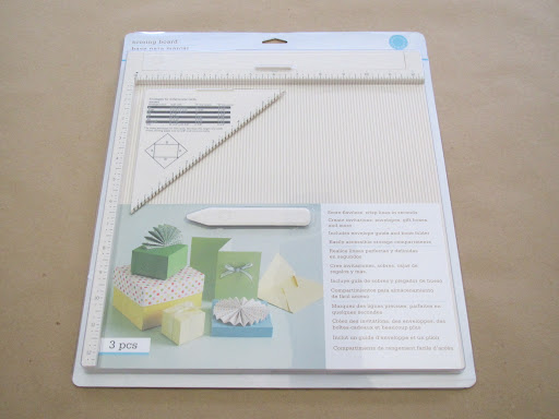 The Martha Stewarts Crafts Scoring Board - a must have item for any crafter!