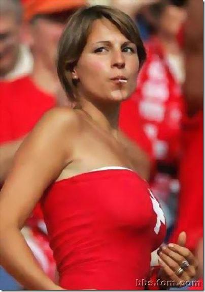 瑞士啦啦隊