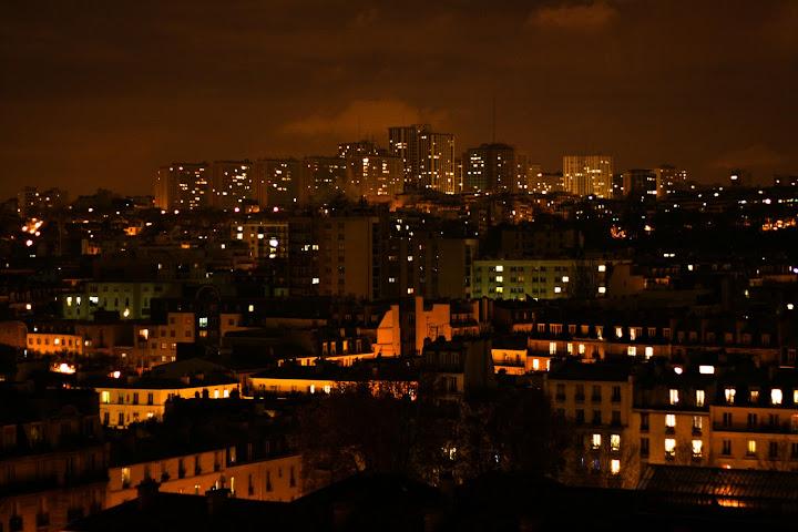C 39 est beau une ville la nuit for Piscine de nuit paris
