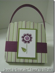 Cottage Envie Purse