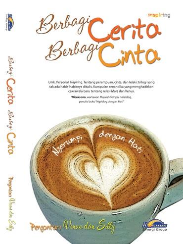 Review Buku Berbagi Cerita Berbagi Cinta