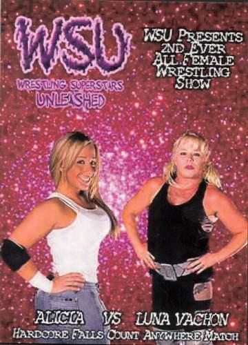 WSU Women Superstars Unleashed Vol. 2 [2005, Рестлинг, DVDRip]