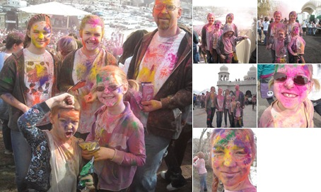 View festival of colors 1
