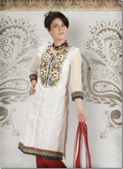 Charming Salwar Kameez 2011 Collection2