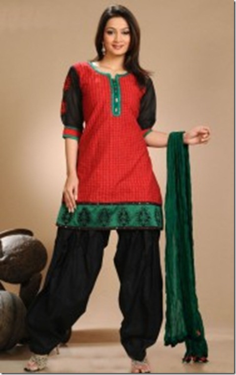 Charming Salwar Kameez 2011 Collection3