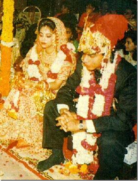 Shahrukh's Wedding Photo