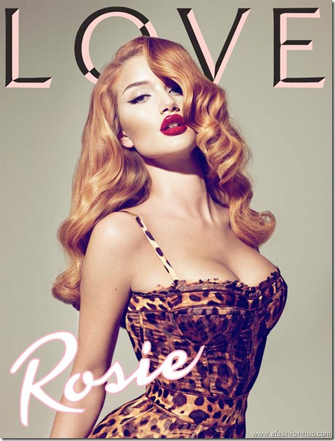 Rosie Huntington Whiteley Covers (15)