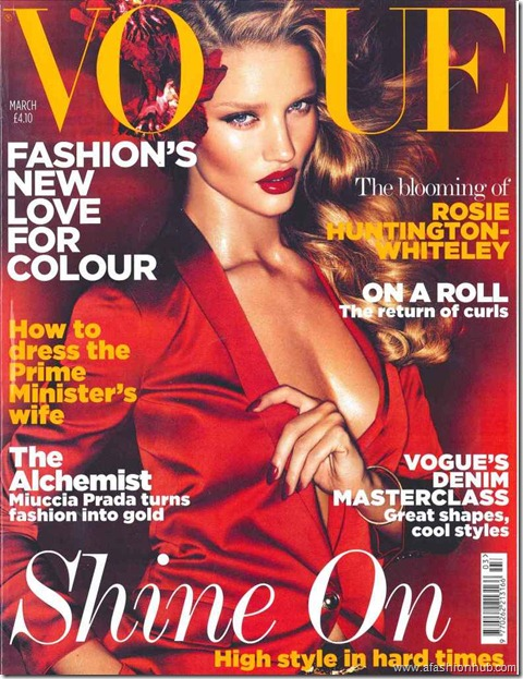 Rosie Huntington Whiteley Covers (16)