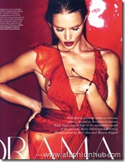 Rosie Huntington-Whiteley mag Covers (4)