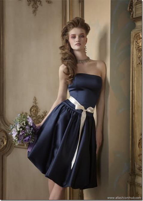 Rosie Huntington-Whiteley Alvina Valenta Bridal Collection (12)