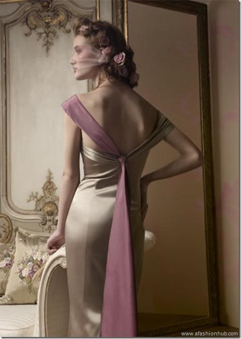 Rosie Huntington-Whiteley Alvina Valenta Bridal Collection (29)