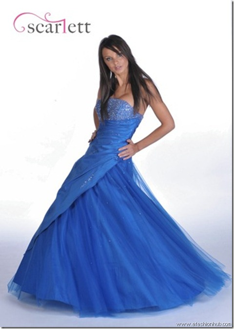 Bryony-Prom dress and ballgown