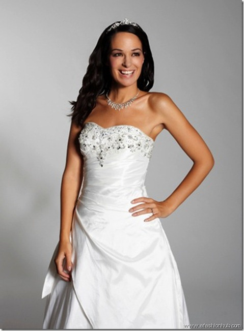 White Wedding Dresses (8)