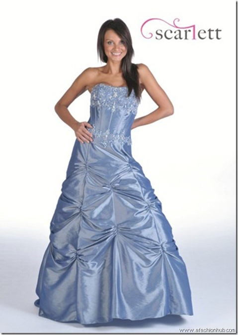 Mina-Prom dress and ballgown