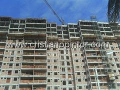 Fotos de predios em construção