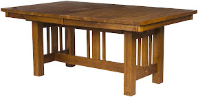 Plains mission dining table