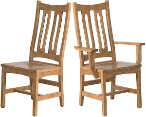 runic chair