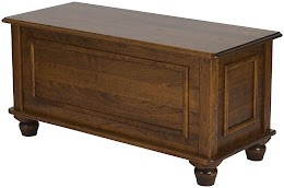 Complementary Style, Lotus Cedar Chest