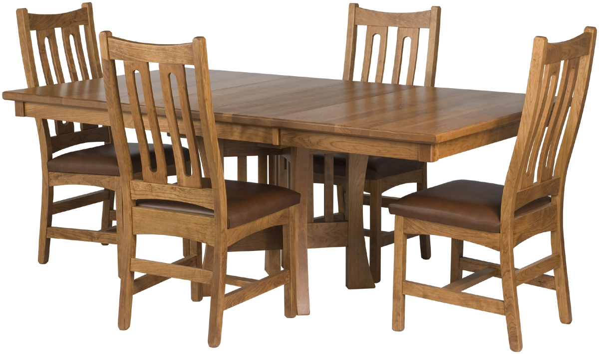dining table furniture craftsman dining table