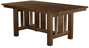 florence mission dining table