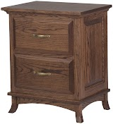 Rochester Nightstand with Drawers