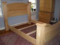 California bed frame
