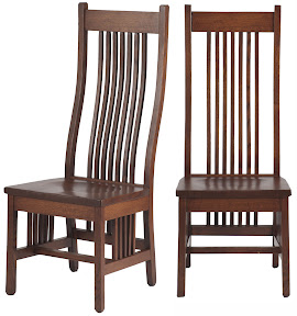 vail dining chair