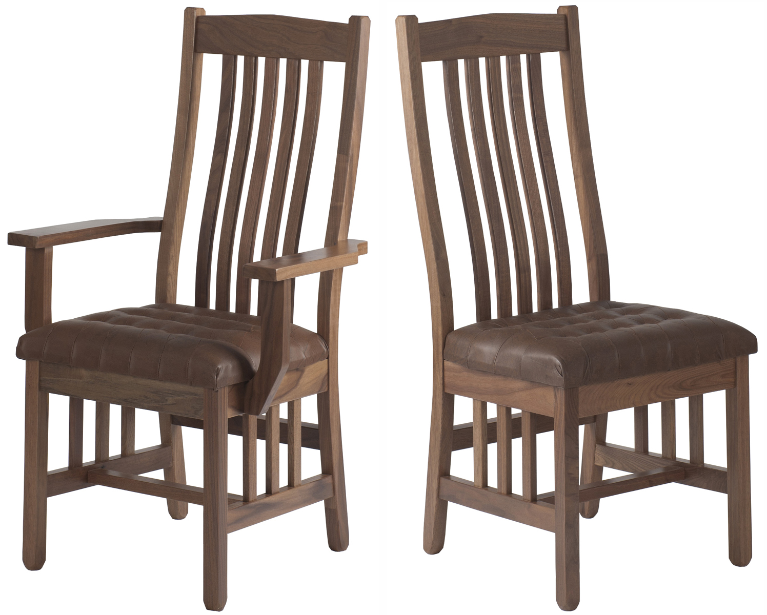 raised mission dining chair dining room chair in the raised