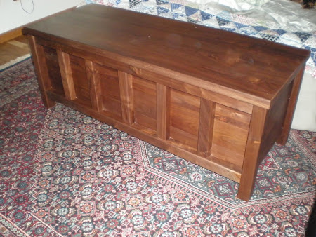 "58"" Ashton Chest in Oil & Wax Walnut"