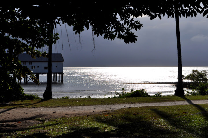 A view of the bay from ANZAC Park in Port Douglas, QLD. Photo by Bobbi Lee Hitchon