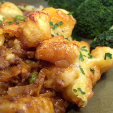 Cottage Pie With Potato Gnocchi
