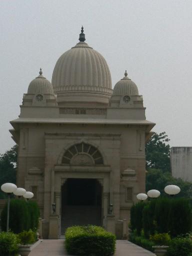 The Ramakrishna Misson, Pahar Ganj, Delhi.