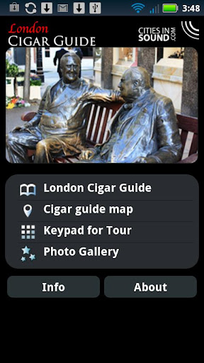 The London Cigar Guide