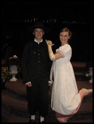 Mr. & Mrs. Collins