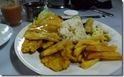 Chuquitos Stew Fish