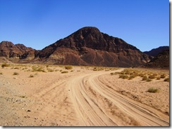 Road To Wadi Rum