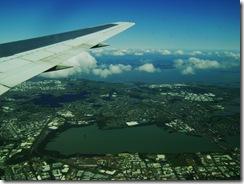 NZ Auckland Arrival