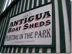 Antigua Boatshed