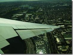 Qantas 767 View