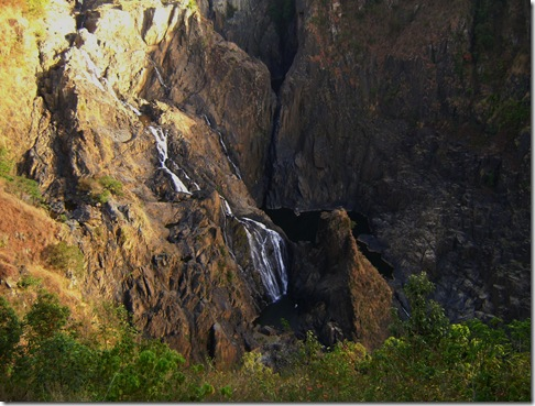 Barron Falls Stream