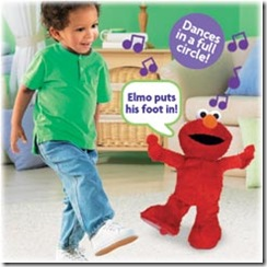 Hokey Pokey Dance