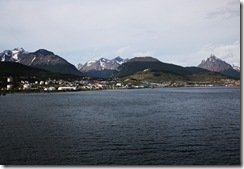 View Of Ushuaia