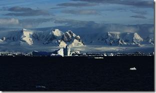 Iceberg Building