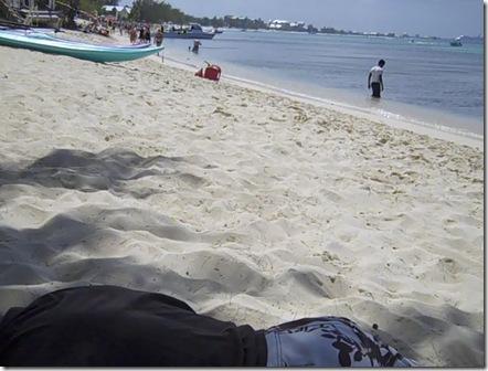 GCM Beach Nap