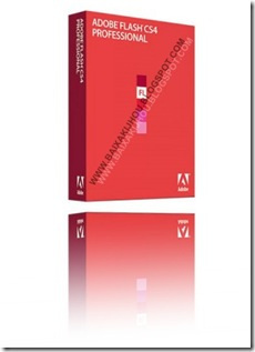 Adobe Flash CS4 10.0 Professional Download.