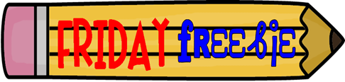 friday freebie pencil